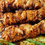 Chicken Sheek Kebab Tandoori