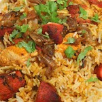 Chicken Tikka Biryani Special